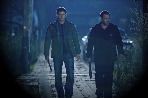 Jensen Supernatural season 8