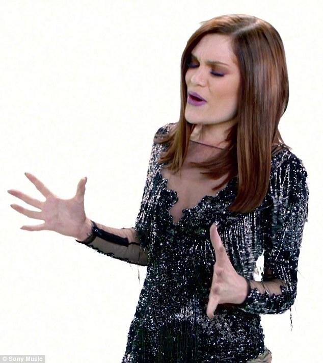 Jessie j jessie in new crazy bout you music video