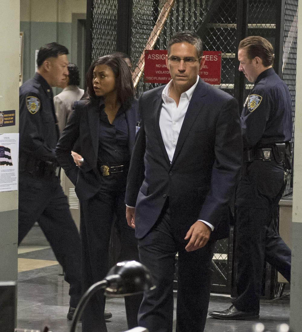 "John Reese || 1x05 ""Bury the Lede."""