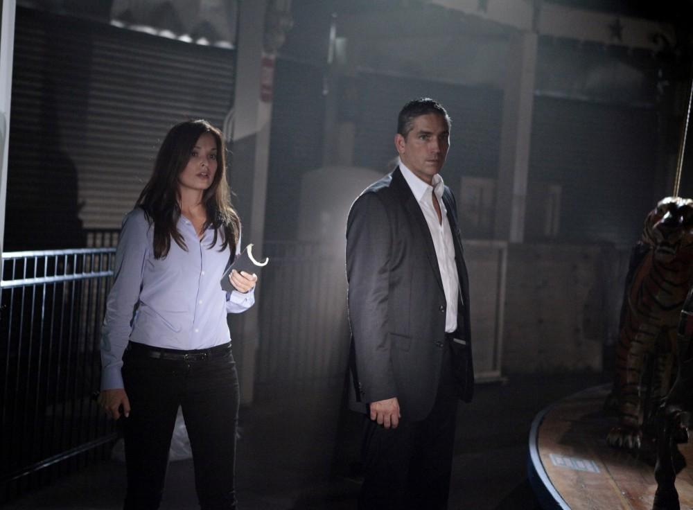 "John Reese || 1x05 ""Bury the Lede."""