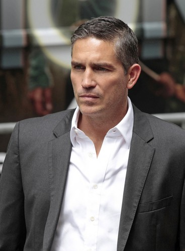 "John Reese wallpaper containing a business suit, a suit, and a three piece suit entitled John Reese || 2x04 ""Triggerman."""
