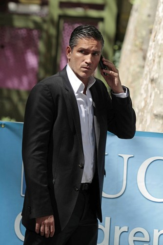 "John Reese wallpaper with a business suit, a suit, and a three piece suit entitled John Reese || 2x07 ""Critical."""