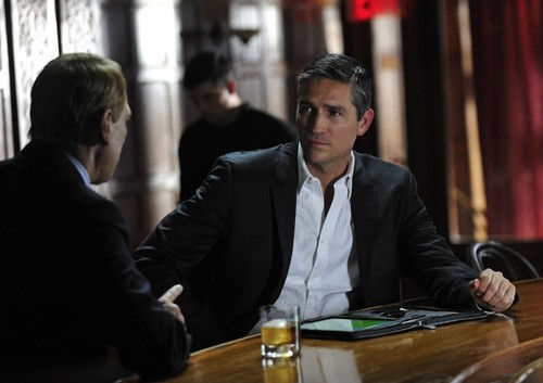 """John Reese वॉलपेपर containing a business suit, a suit, and a well dressed person called John Reese 