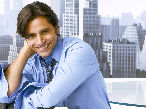 John Stamos fond d'écran probably containing a business suit entitled John Stamos