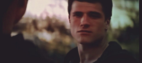Josh hutcherson crying in Red Dawn