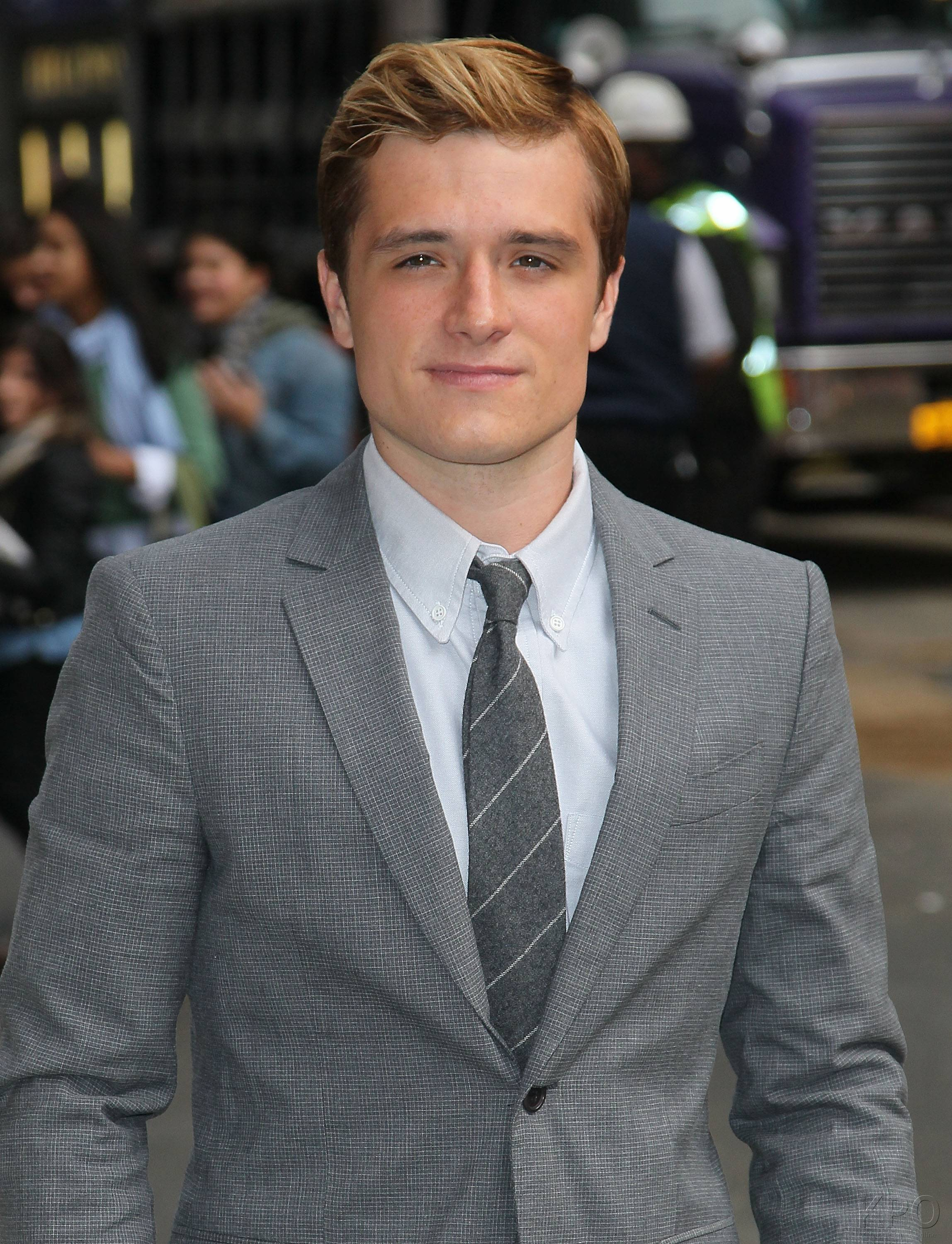 """Josh visits """"Late Show With David Letterman [HQ]"""