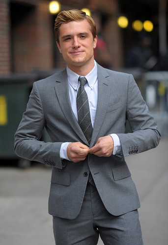 "Josh visits ""Late Show With David Letterman [HQ]"