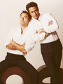Jude law & RDJ - jude-law photo