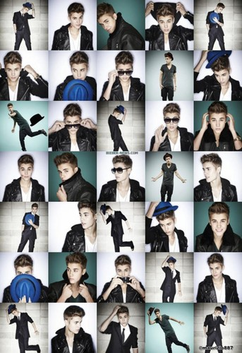 Justin bieber preview photoshoot