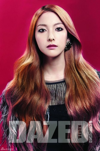 KARA 바탕화면 entitled KARA – Dazed and Confused Magazine December Issue '12