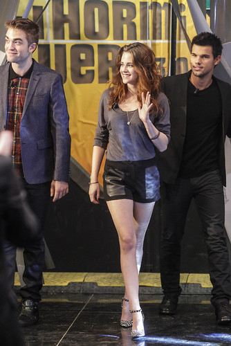 Rob,Kristen&Taylor