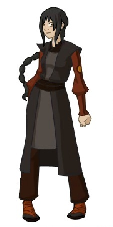 Avatar:The Last Airbender OC's 바탕화면 possibly containing a surcoat, 외투 titled Kai