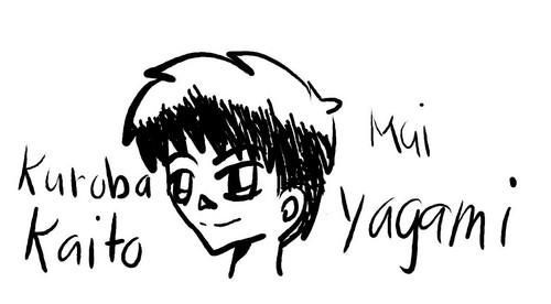 Kaito Kuroba người hâm mộ art by:Yagami003