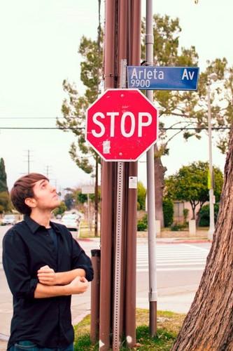Kaleb Nation in Arleta, California.