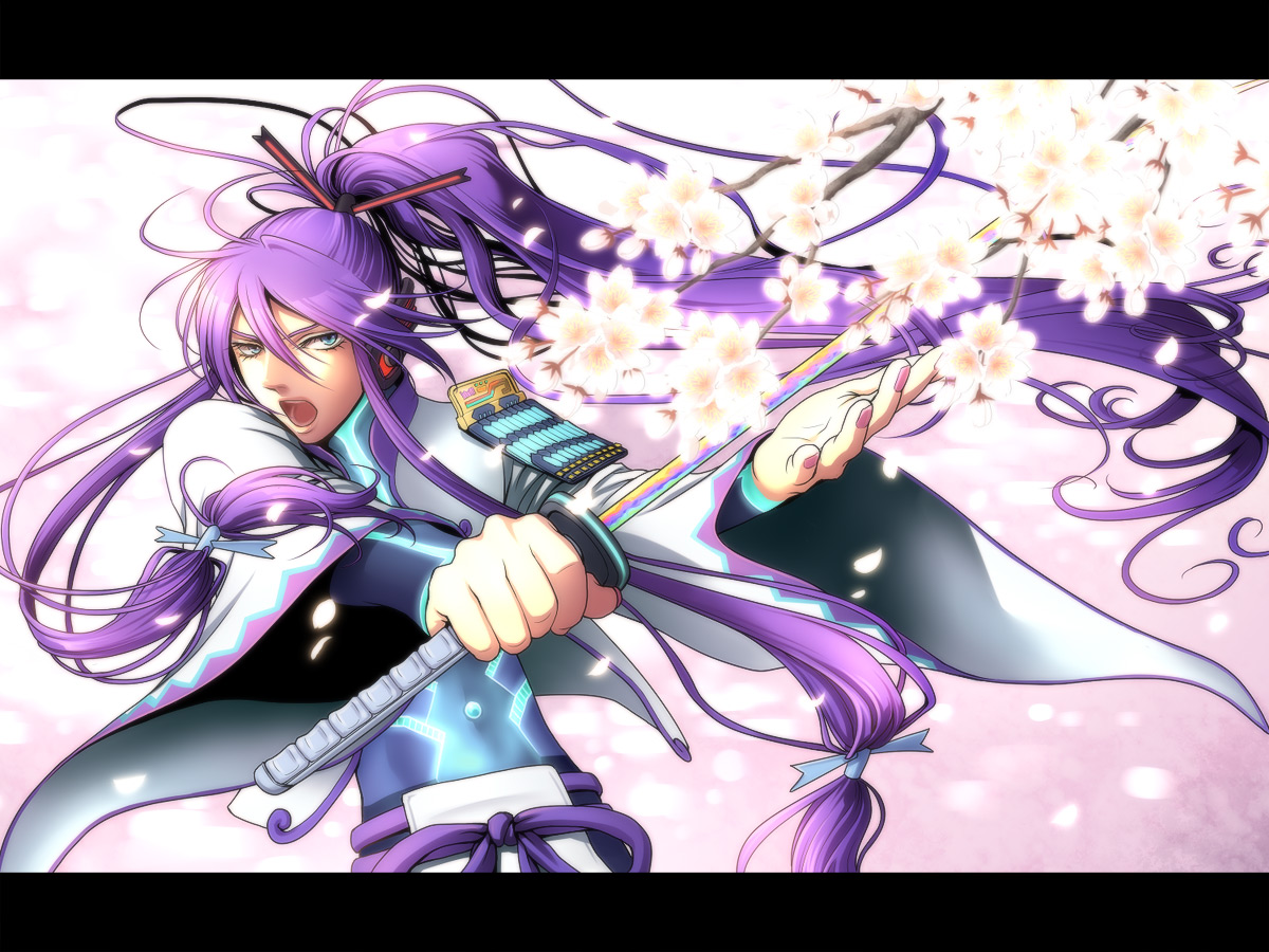 Vocaloid Gakupo Wallpaper