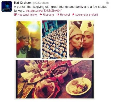 Kat & Nate Thanksgiving