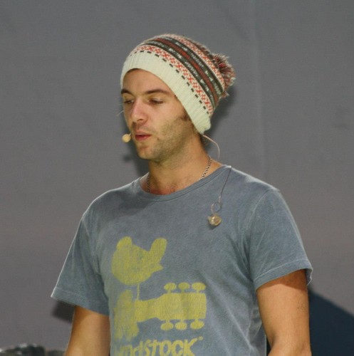 Keith Harkin achtergrond probably with a jersey called Keith (CT Soundcheck Parties)