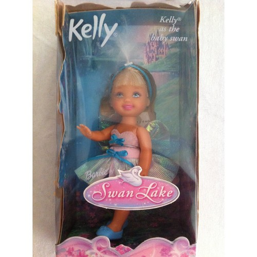 Kelly/Baby thiên nga Lake doll