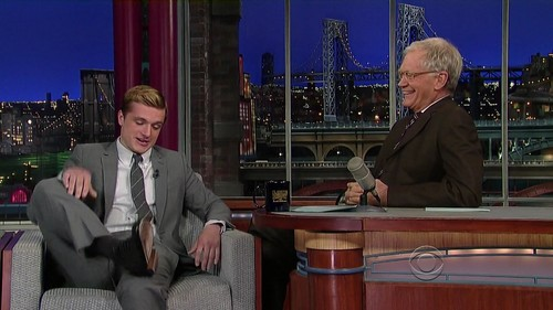 Late 显示 with David Letterman - Screencaptures [HQ]