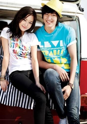 Moon Chae Won's Wedding Lee Min Ho - YouTube