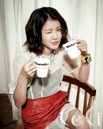 Lee Si Young cute