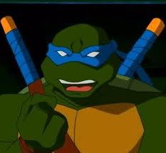 TMNT Leonardo achtergrond containing anime entitled Leonardo