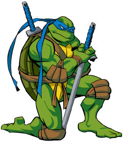 TMNT Leonardo achtergrond containing anime titled Leonardo