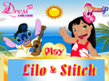 Lilo and Stitch Dressup Games