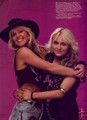 Lita Ford with Doro Pesch - female-rock-musicians photo