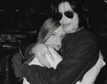 Lovely Michael Hug - michael-jackson photo