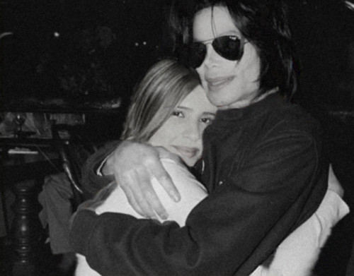 Lovely Michael Hug