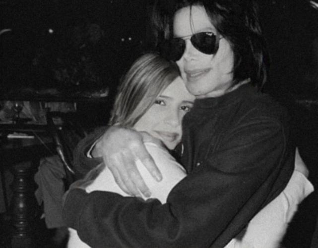 Lovely Michael Hug