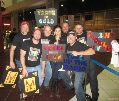 Madonna buổi hòa nhạc
