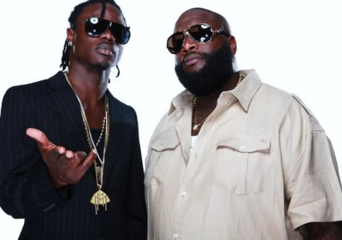 Magazeen and Rick Ross