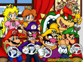 Mario kart wii boys time