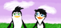 Me and Estera - tressa-the-penguin photo