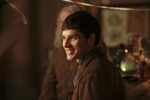 Merlin on BBC wallpaper called Merlin BBC