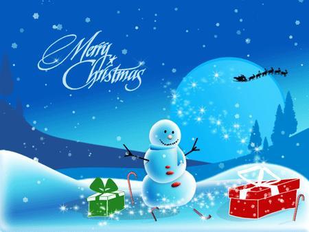 Merry \Christmas !