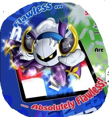 Meta Knight is PERFECT