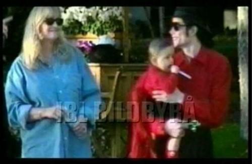 Michael, Debbie & baby Prince!