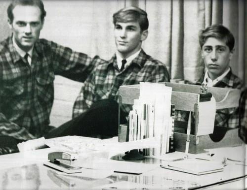 Mike, Dennis & David