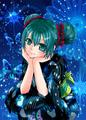 Miku In A quimono