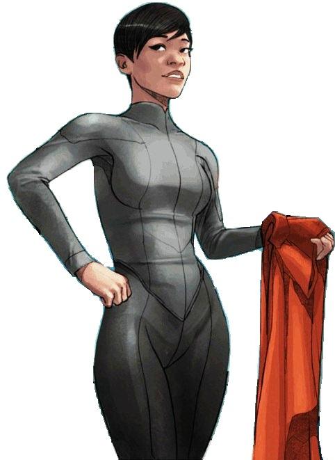 Mirror Uhura Star Trek Ongoing #15