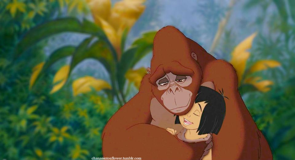 Mowgli/Kala.
