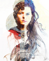 Morgana and Mordred - merlin-on-bbc fan art