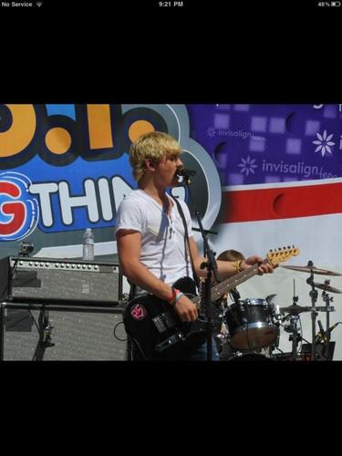 NBT Concert in Hollywood