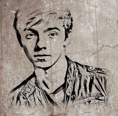 Nathan Sykes Graffiti