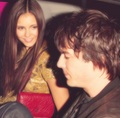 Nian&lt;3 - ian-somerhalder-and-nina-dobrev fan art