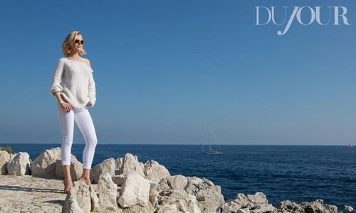 Nicole - Dujour Magazine Winter 2012