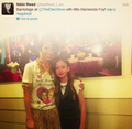 Nikki & Mackenzie Twit Pic - twilighters photo